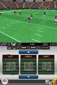 madden nfl 08 (u)(dominent) Screen Shot