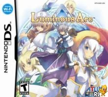 Luminous Arc (U)(XenoPhobia) Box Art
