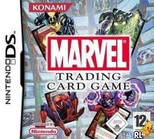 marvel trading card game (e)(supplex) Box Art
