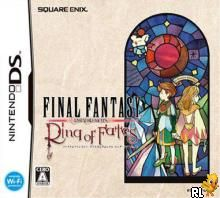 final fantasy crystal chronicles - ring of fates (j)(independent) Box Art