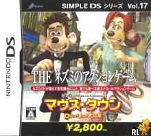 1360 - Simple DS Series Vol. 17 - The Nezumi no Action Game - Mouse-Town Roddy to Rita no Daibouken (J)(Sir VG) Box Art