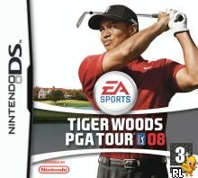 Tiger Woods PGA Tour 08 (E)(XenoPhobia) Box Art