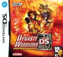 dynasty warriors ds - fighters battle (e)(xenophobia) Box Art