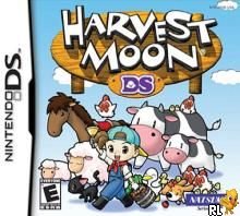 Harvest Moon DS (v01) (U)(Lucifell) Box Art