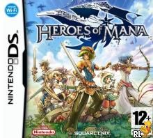 Heroes of Mana (E)(XenoPhobia) Box Art