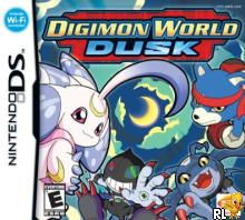 Digimon World - Dusk (U)(XenoPhobia) Box Art