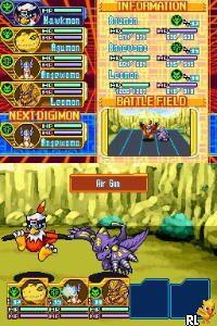 Digimon World - Dawn (U)(XenoPhobia) ROM < NDS ROMs