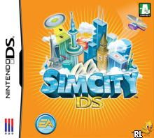 SimCity DS (K)(Independent) Box Art