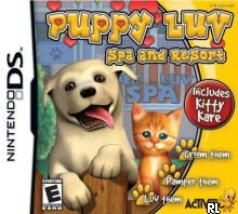 Puppy Luv - Spa and Resort (U)(XenoPhobia) Box Art