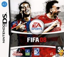 FIFA 08 (E)(FireX) Box Art