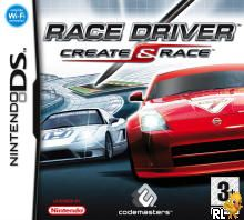 Race Driver - Create & Race (E)(XenoPhobia) Box Art