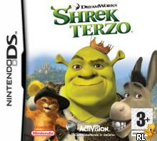 Shrek Terzo (I)(Puppa) Box Art