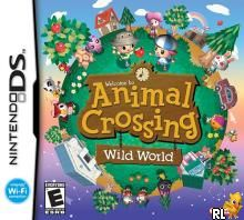 Animal Crossing - Wild World (v01) (U)(Independent) Box Art