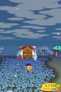 Animal Crossing - Wild World (v01) (U)(Independent) Screen Shot