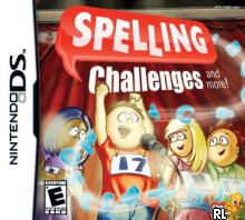 Spelling Challenges and More! (U)(Micronauts) Box Art