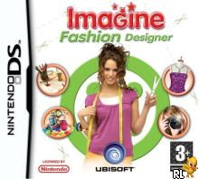 Imagine - Fashion Designer (E)(Undutchable) Box Art