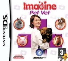 Imagine - Pet Vet (E)(XenoPhobia) Box Art