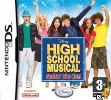 High School Musical - Makin' the Cut (E)(sUppLeX) Box Art