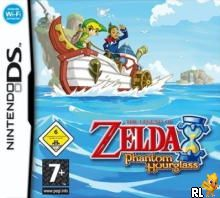 Legend of Zelda - Phantom Hourglass, The (E)(EXiMiUS) Box Art