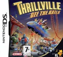 Thrillville - Off the Rails (E)(XenoPhobia) Box Art