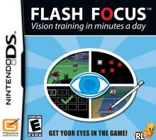 Flash Focus - Vision Training in Minutes a Day (U)(XenoPhobia) Box Art