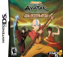 Avatar - The Last Airbender - The Burning Earth (U)(XenoPhobia) Box Art