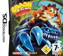 Crash of the Titans (E)(EXiMiUS) Box Art