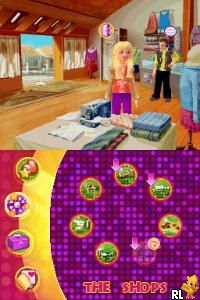 Hannah Montana - Music Jam (U)(Micronauts) Screen Shot