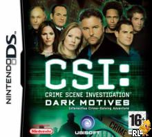 CSI - Dark Motives (E)(EXiMiUS) Box Art