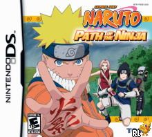 Naruto - Path of the Ninja (U)(XenoPhobia) Box Art