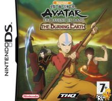 Avatar - The Last Airbender - The Burning Earth (E)(EXiMiUS) Box Art