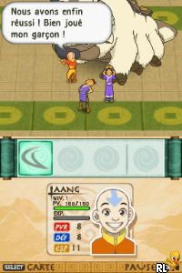 Avatar - The Last Airbender - The Burning Earth (E)(EXiMiUS) Screen Shot