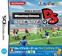 World Soccer Winning Eleven DS - Goal x Goal! (J)(Caravan) Box Art