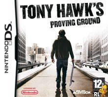 Tony Hawk's Proving Ground (E)(EXiMiUS) Box Art