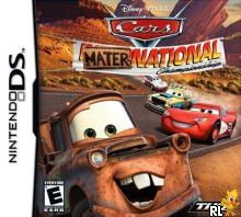 Cars Mater-National Championship (U)(Micronauts) Box Art
