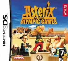 Asterix at the Olympic Games (E)(EXiMiUS) Box Art