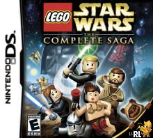 LEGO Star Wars - The Complete Saga (U)(Micronauts) Box Art