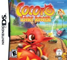 Cocoto Kart Racer (U)(Sir VG) Box Art