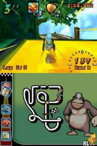 Cocoto Kart Racer (U)(Sir VG) Screen Shot