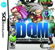 Dragon Quest Monsters - Joker (U)(XenoPhobia) Box Art