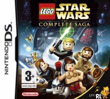 LEGO Star Wars - The Complete Saga (E)(EXiMiUS) Box Art