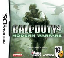 Call of Duty 4 - Modern Warfare (I)(Puppa) Box Art
