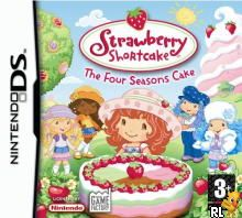 Strawberry Shortcake - The Four Seasons Cake (E)(XenoPhobia) Box Art