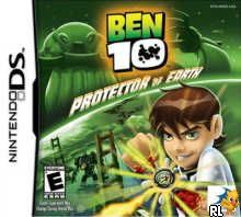 ben 10 protector psp iso emuparadise