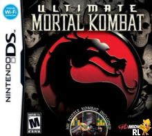 Ultimate Mortal Kombat (U)(XenoPhobia) Box Art