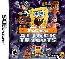 Nicktoons - Attack of the Toybots (U)(XenoPhobia) Box Art