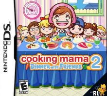 Cooking Mama 2 - Dinner With Friends (U)(XenoPhobia) Box Art