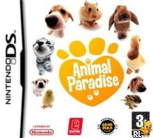 Animal Paradise (E)(XenoPhobia) Box Art