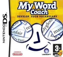 My Word Coach (E)(XenoPhobia) Box Art
