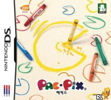 Pac-Pix (K)(AC8) Box Art